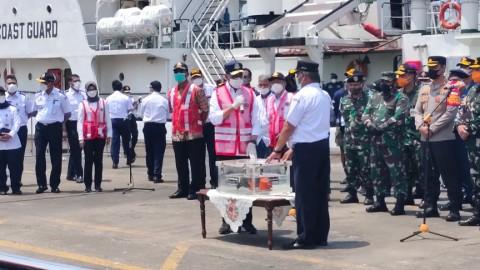 CVR Sriwijaya SJ-182 Ditemukan Tak Jauh dari Lokasi Penemuan FDR