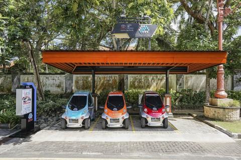 Mobil Listrik Beroperasi di Bali, Menperin: Bagus untuk Wisata