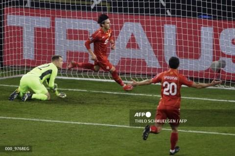 Kualifikasi Piala Dunia Zona Eropa: Makedonia Utara Kejutkan Jerman