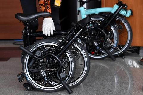 Operator Politikus Mengaku Terima Sepeda Brompton dari Penyuap Juliari