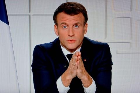 Gelombang Ketiga Covid-19 Menyerang, Prancis Terapkan Lockdown Menyeluruh