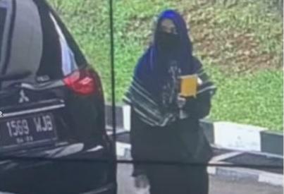 RS Polri Sebut Zakiah Aini Ditembak di Bagian Dada