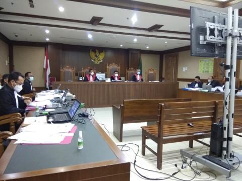 Saksi Sebut Pembayaran Paket Bansos Ditahan Jika Tak Membayar <i>Fee </i> 12 Persen