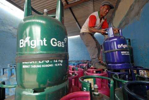 Pertamina Kebut Akses Bright Gas