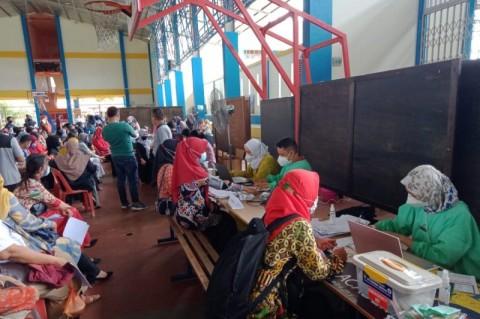2.200 Guru di Batam Jalani Vaksinasi Covid-19