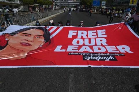 Sidang Berakhir, Tak Ada Dakwaan Baru Bagi Aung San Suu Kyi
