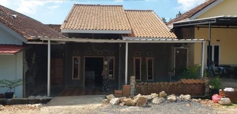7.200 Rumah Tak Layak Huni di Sumsel Diperbaiki