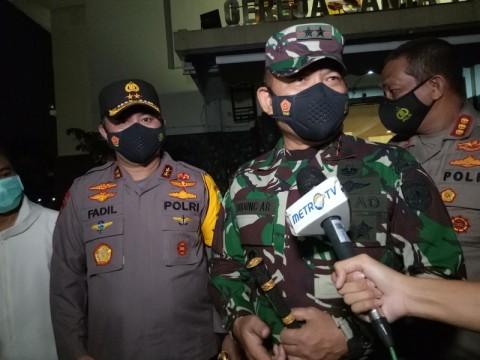 TNI-Polri Jamin Keamanan Jemaat Gereja