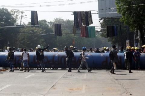 Populer Internasional: Thailand Keluhkan Kudeta Myanmar Hingga WNI di AS Latihan Tembak