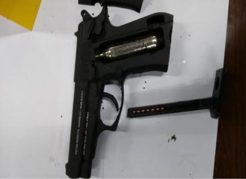 Senjata Airgun Milik ZA Ternyata Mematikan, Ini Bedanya dengan Airsoft Gun