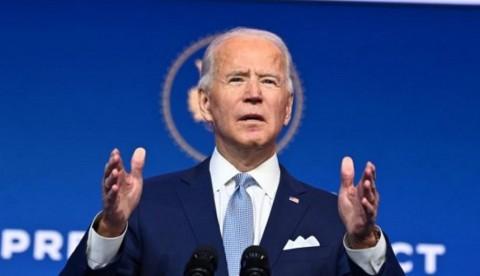 Biden Luncurkan Rencana Paket Infrastruktur AS Senilai USD2 Triliun