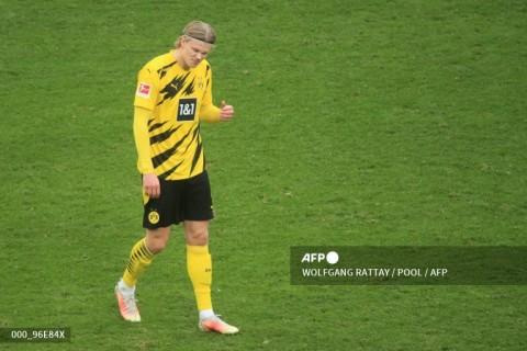 Direktur Dortmund Jawab Rumor Transfer Haaland
