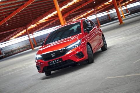 Resmi, Segini Harga Honda City Hatchback di Indonesia