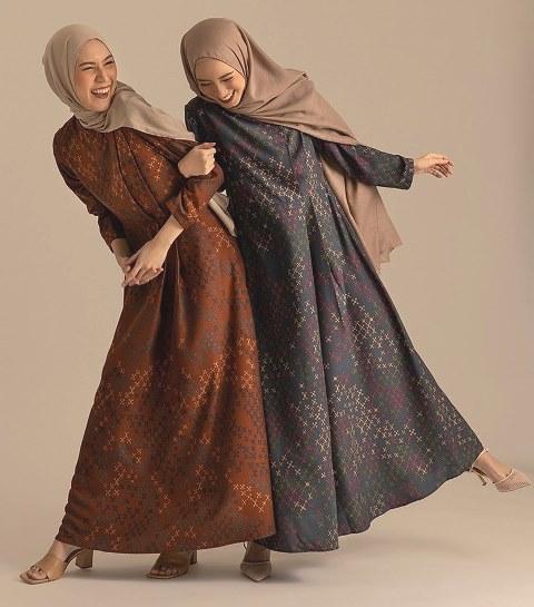 Sambut Ramadan dan Lebaran dengan busana baru. (Foto: Dok. Kami.)