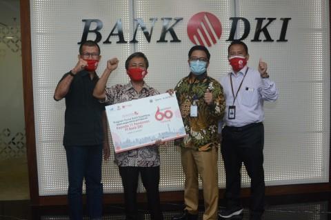 Dukung Pengembangan UMKM, Bank DKI Beri Modal Usaha ke Purna Bhakti