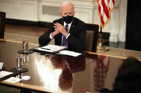 Biden dan Harris Terpukul atas Serangan di Gedung Capitol