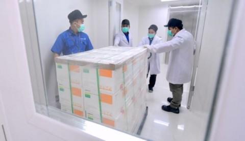 RI Minta Tiongkok Kirim Vaksin Covid-19 Tepat Waktu