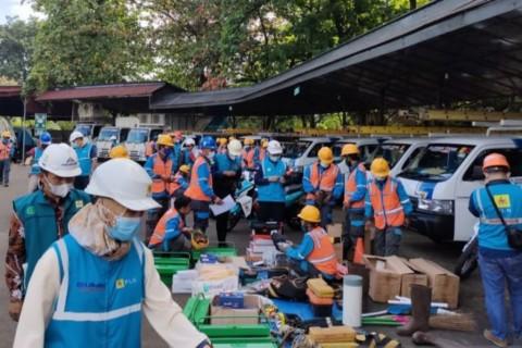 PLN Bekasi Siagakan 180 Personel Amankan Listrik hingga Idulfitri