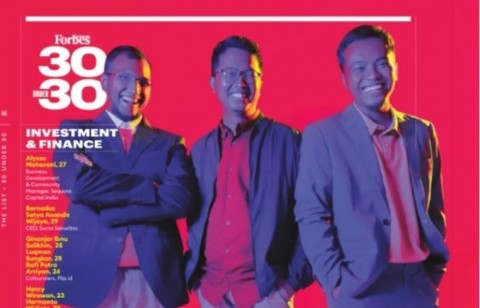 Alumni Fasilkom UI Masuk Daftar Forbes 30 Under 30