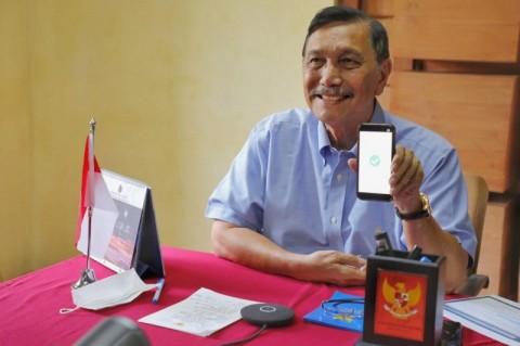 Luhut Terus Genjot Belanja Produk UMKM Dalam Negeri