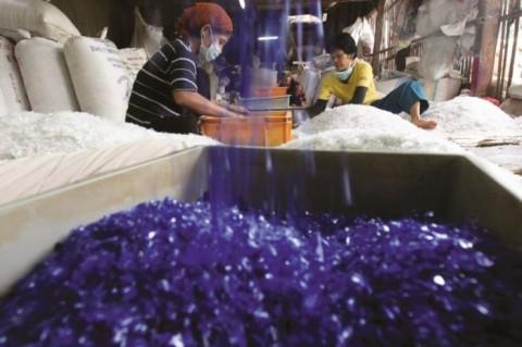 Ratusan Ribu Ton Sampah Plastik Miliki Potensi Ekonomi Rp10 Triliun