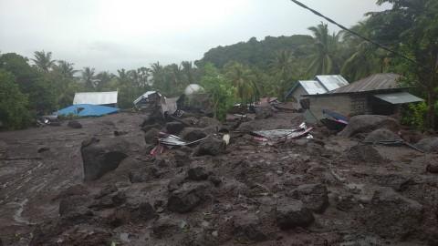 Banjir Bandang Menewaskan Lima Warga di Flores Timur