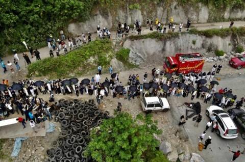 Menteri Taiwan Siap Bertanggung Jawab atas Kecelakaan Kereta