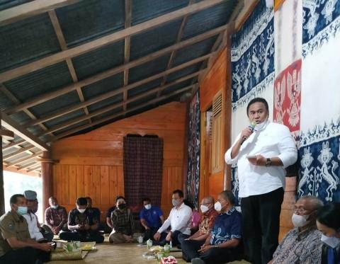 Rachmat Gobel Dorong Agrokompleks Sumba Timur Jadi Produk Unggulan