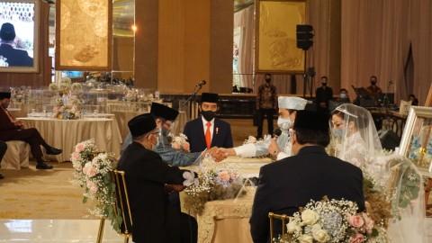 Selain Atta-Aurel, Presiden Juga Hadiri Pernikahan Putri Politikus Golkar