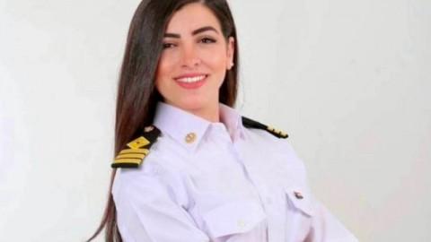 Kapten Kapal Perempuan Pertama Mesir Jadi Korban Berita Bohong Insiden Suez
