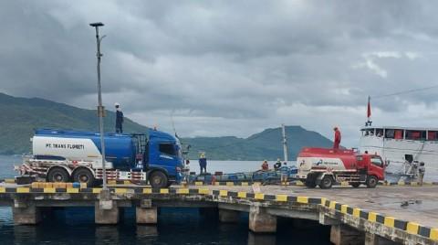 Ganggu Jalur Distribusi BBM, Pertamina Siaga Dampak Cuaca Ekstrem di NTT