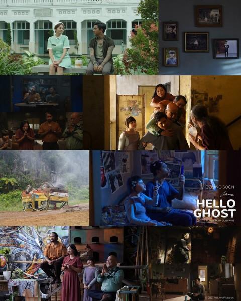 5 Fakta Menarik Film Hello Ghost yang Diadaptasi di Indonesia