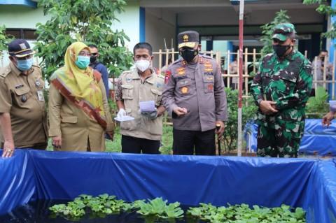 Turunkan Kasus Covid-19, Kampung Tangguh Jaya Rusun Pulogebang Diapresiasi