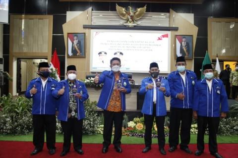 Herman Deru Didaulat Jadi Bapak Penghulu Indonesia
