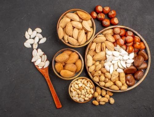 Kacang adalah sumber protein sehat yang membantu meningkatkan kekuatan otot. (Foto: Ilustrasi. Dok. Freepik.com)