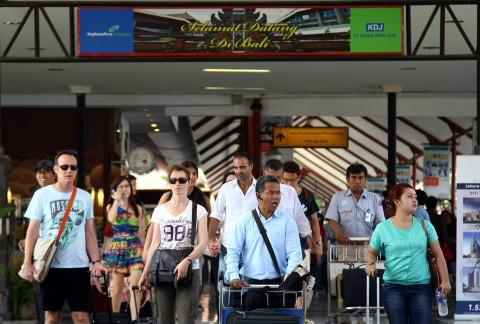 AP I Catat Lonjakan Penumpang di Bandara Ngurah Rai saat Libur Paskah