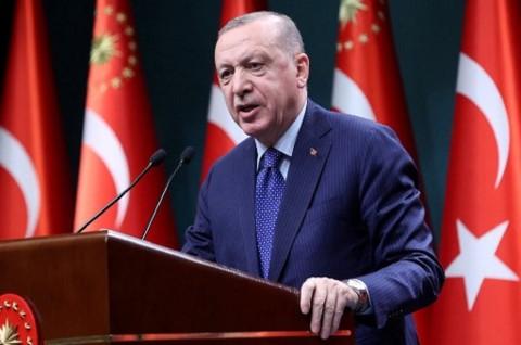 Erdogan Tuding 104 Pensiunan Militer Rencanakan Kudeta Politik