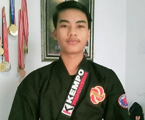 Wow, Atlet Kempo Indonesia Rebut Lima Emas Kejuaraan Dunia 2021