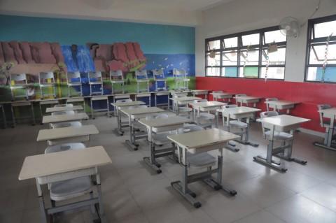 6 Sekolah di Jakarta Utara Uji Coba Belajar Tatap Muka Besok