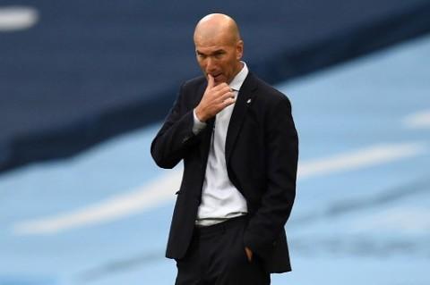 Zidane Semringah Sambut Kemenangan Madrid