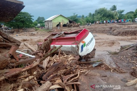 Ini Penjelasan BMKG Soal Gelombang seperti Tsunami di NTT