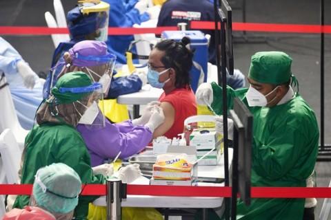 Jumlah Penerima Vaksin di Indonesia Mendekati 13 Juta Jiwa