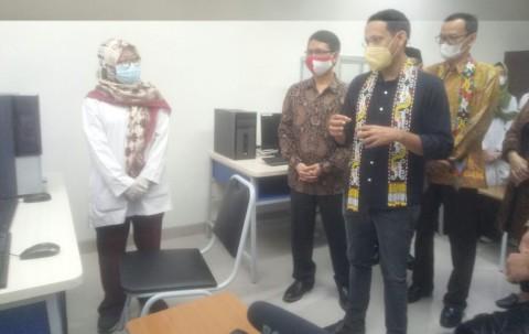 Nadiem Resmikan Laboratorium Terpadu Institut Teknologi Kalimantan
