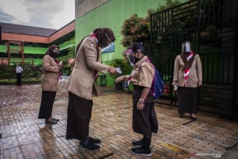 Hanya 30% Siswa yang Diizinkan Orang Tua Ikut Uji Coba PTM di Jakarta