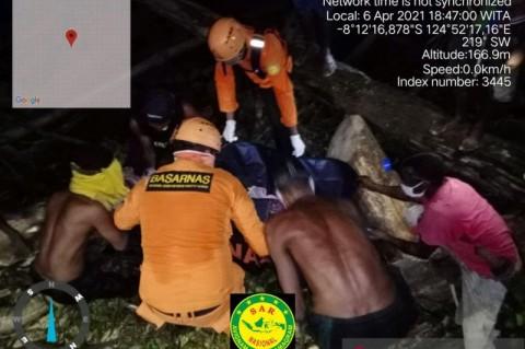 17 Jenazah Korban Banjir di Alor Ditemukan