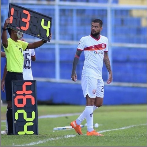 Diego Michiels Pamit dari Borneo FC, Bakal Gabung Rans Cilegon FC?