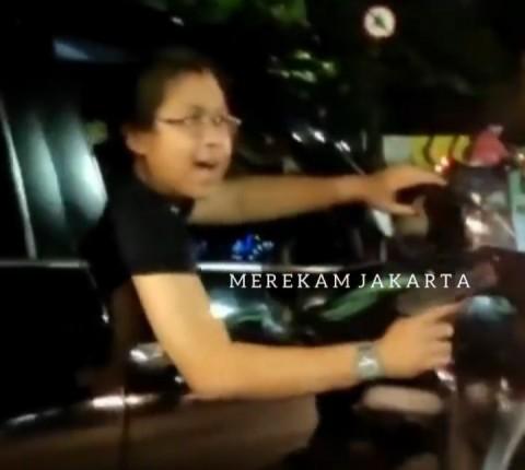Pengakuan 'Koboi' Jalanan, Todongkan Pistol karena Takut
