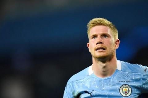 Resmi, De Bruyne Tambah Masa Bakti dengan Manchester City