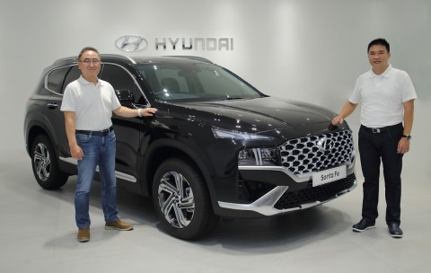 Lawan Baru Toyota Fortuner dari Hyundai, Harga Mulai Rp569 Juta