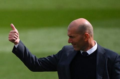 Zidane tidak Menutup Kemungkinan Melatih Juventus